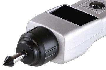 Tachometer DT-207LS mit Spitzmitnehmer