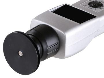 Tachometer DT-207L mit 6 Inch Nutenmessrad