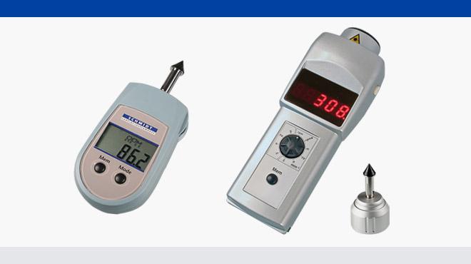 Tachometer PH-100 und DT-207A