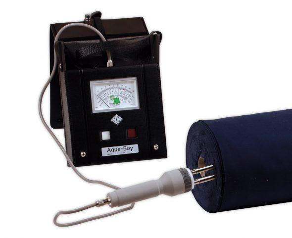 Textilfeuchtigkeitsmesser TEM-I mit Messerelektrode