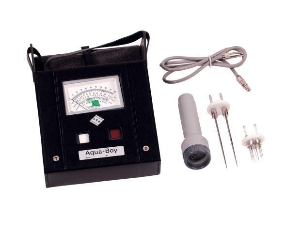 Textilfeuchtigkeitsmesser TEM-I mit Standardzubehör