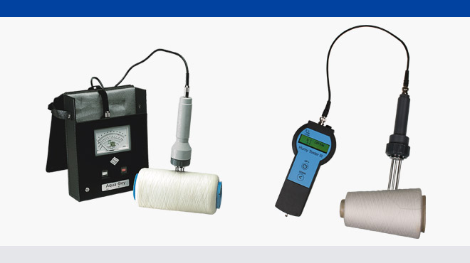 Textile moisture meters TEM-I and DHT-2
