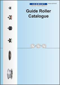 Title guide roller catalogue