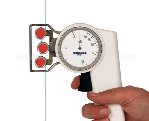 Tension Meter ZD2 with threaded material